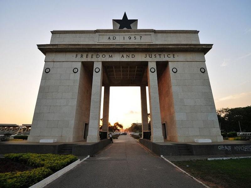 Ghana Embassy visit to WP Haton