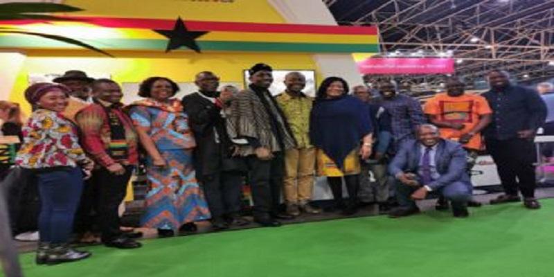 Ghana Participates in Vakantiebeurs 2020