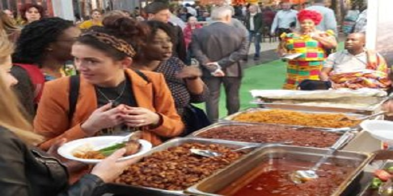 """View Pictures from """"Ghana Participates in Vakantiebeurs 2020"""""""