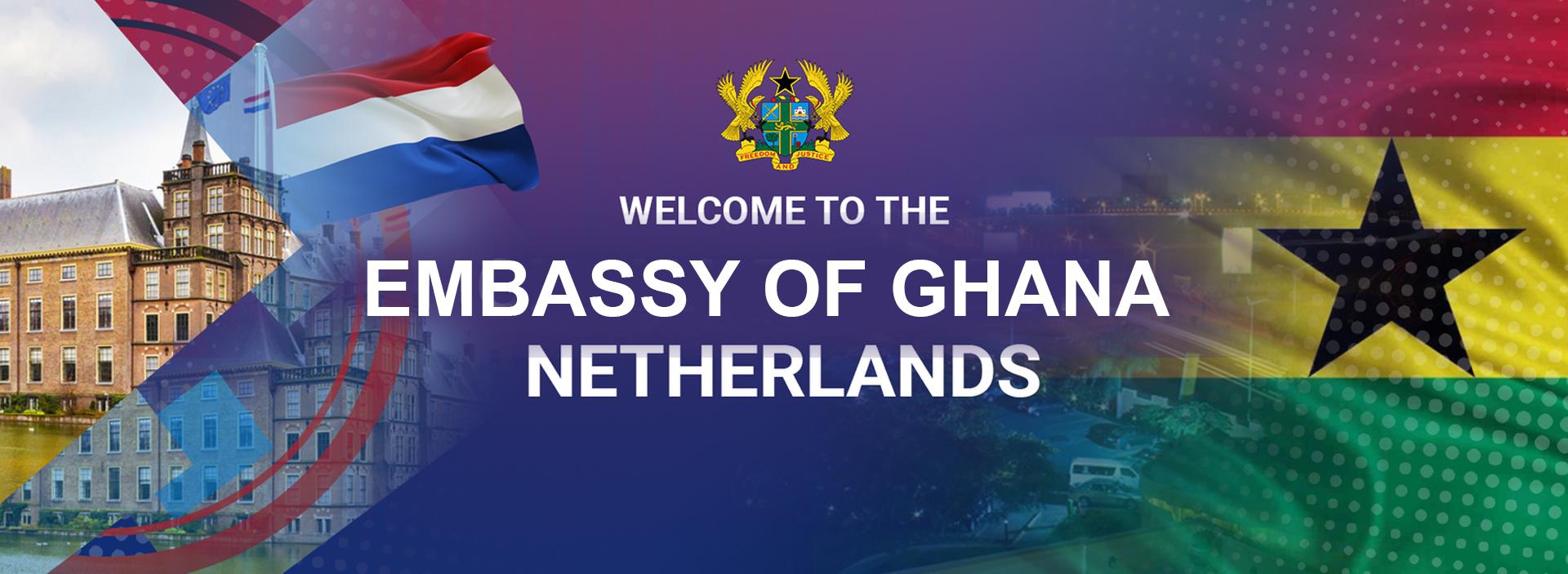 Ghana Embassy Hague